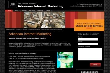 Arkansas Internet Marketing